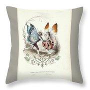 Wordsworth  Throw Pillow