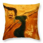 Work It - Tile Throw Pillow