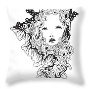 Work It Out Throw Pillow