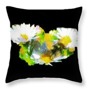 Work Of A Bee Throw Pillow