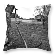 Workday Done Throw Pillow