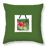 Working Together Tote Bag Throw Pillow