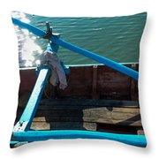 Works Of The Journey I12 Throw Pillow