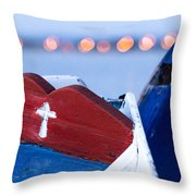 Works Of The Journey I15 Throw Pillow