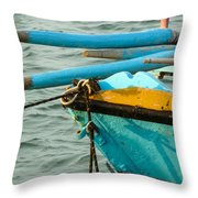 Works Of The Journey I16 Throw Pillow