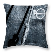 Works Of The Journey II05 Throw Pillow