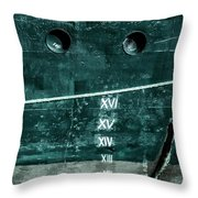 Works Of The Journey II06 Throw Pillow