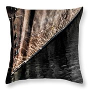 Works Of The Journey II13 Throw Pillow