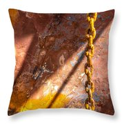 Works Of The Journey II14 Throw Pillow