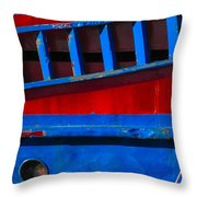 Works Of The Journey II15 Throw Pillow