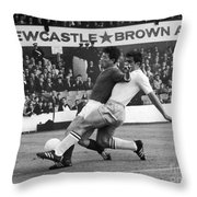 World Cup, 1966 Throw Pillow