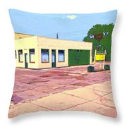World Headquarters Throw Pillow