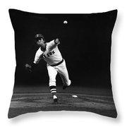 World Series, 1975 Throw Pillow