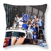 World Series Champions 2015 Throw Pillow
