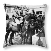 World War I: German Army Throw Pillow