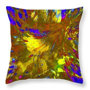 Wormhole Channel Throw Pillow