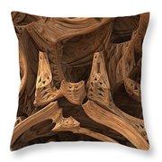 Wormwood Throw Pillow