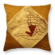 Worship - Tile Throw Pillow