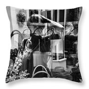 Worth Ave Reflections 0503 Throw Pillow