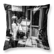 Worth Ave Reflections 0509 Throw Pillow