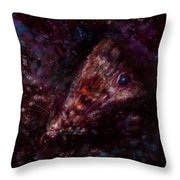 Wounded Miracle Throw Pillow