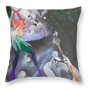Wow Universe Throw Pillow