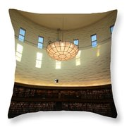 Writings On The Wall Throw Pillow