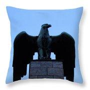 Ww1 Memorial, Nonnendamammallee, Berlin Throw Pillow