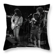 Ww#4 Enhanced Bw Throw Pillow