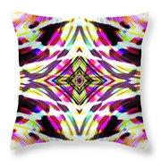 Wyde Diamond Throw Pillow