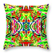 Wyver Throw Pillow