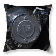 Harley Davidson 4 Throw Pillow