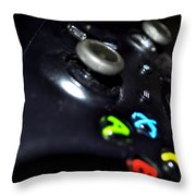 Xbox One Xyab Throw Pillow