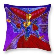 Xira Arien Throw Pillow