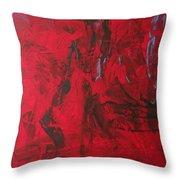 Xz67 Nebula Throw Pillow