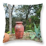 Ya025 Throw Pillow