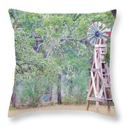 Ya035 Throw Pillow