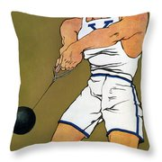Yale C1908 Throw Pillow