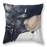 Yankee Andy Throw Pillow