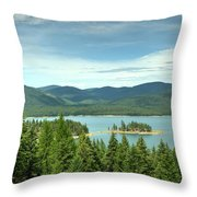 Yarnell Islands Throw Pillow