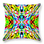 Yayo Throw Pillow