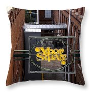 Ybor Square Throw Pillow