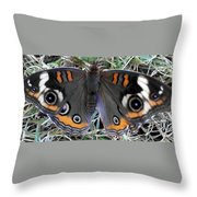 Yearning To Fly Throw Pillow