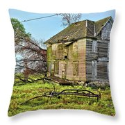 Years In The Making Throw Pillow