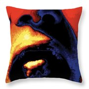 Yeller, No. 1 Throw Pillow