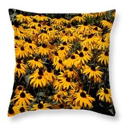 Yellow Is The Color Of ..... Throw Pillow