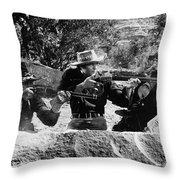 Yellowstone Kelly 2 Throw Pillow