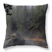 Yellowstone Series 12 Throw Pillow