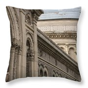 Yerkes Details Throw Pillow