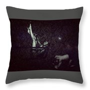 Yes Mistress Throw Pillow